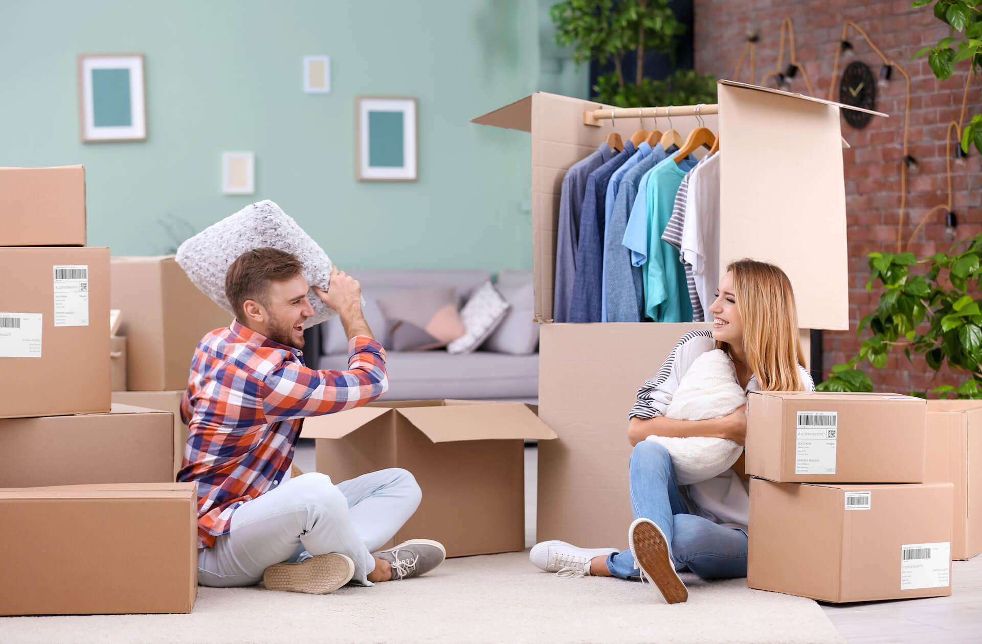 Quanto costa traslocare una camera da letto? • Caturano Traslochi