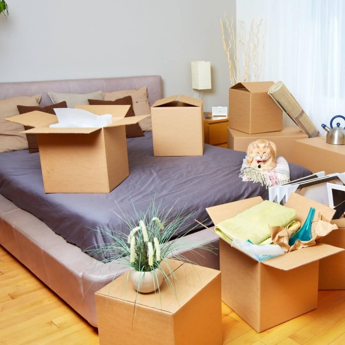 traslocare una camera da letto