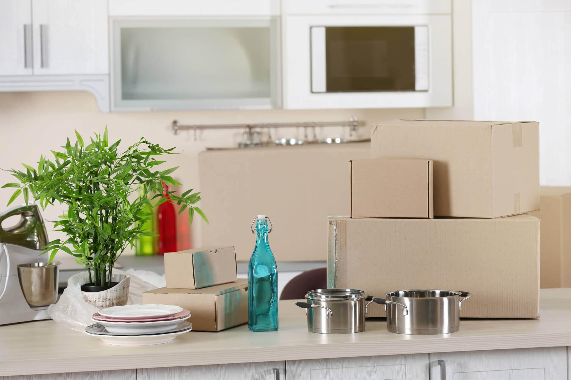 Quanto costa traslocare una cucina? • Caturano Traslochi