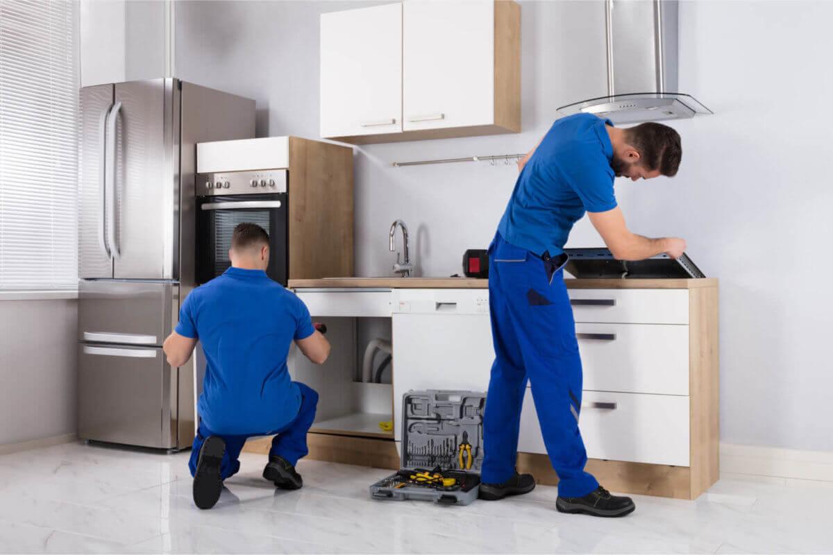 Traslocare una cucina