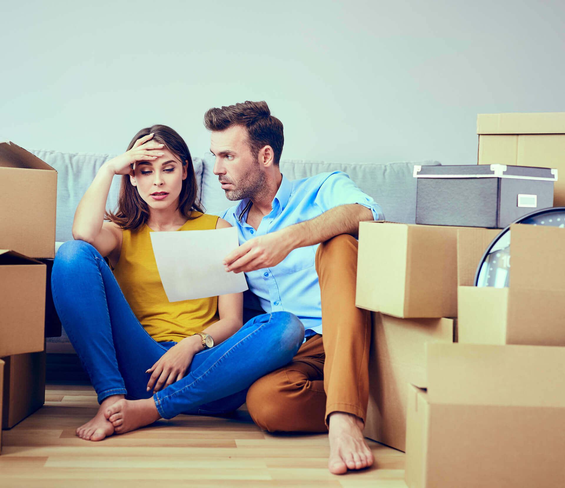 Il contratto di trasloco: come è fatto e cosa prevede